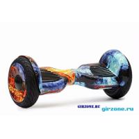 Гироскутер 10,5 Premium Огонь и Лед