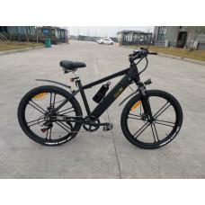 Электровелосипед GreenCamel Рейнджер (R26 500W 48V 10Ah) Alum, Magn, 6скор