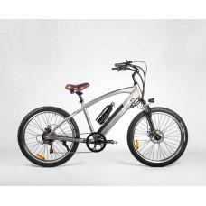 Электровелосипед GreenCamel Санта (R26 500W 48V 10Ah) Алюм, 6скор