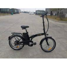 Электровелосипед GreenCamel Соло (R20 350W 36V 10Ah) складной