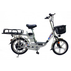 Электровелосипед GreenCamel Транк-18 (R18 350W 48V 10Ah) Алюм
