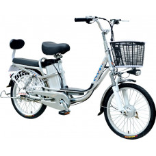 Электровелосипед GreenCamel Транк-2 (R20 350W 48V 10Ah) Алюм 2-х подвес
