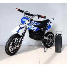 Электромотоцикл GreenCamel Питбайк DB400, 48V 1200W R14 быстросъемная батарея