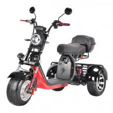 Трицикл WHITE SIBERIA PRO TRIKE 3000W