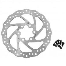 Тормозной диск для Электросамоката Kugoo G-Buster