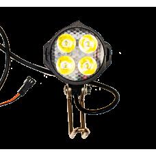 Фара с сигналом для T103, T10 и T11