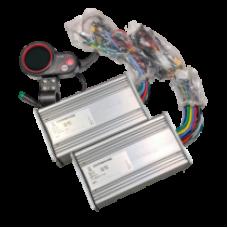 Комплект синусных контроллеров 60V/45A + Бортовой компьютер