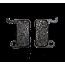 Тормозные колодки для T103 и T10